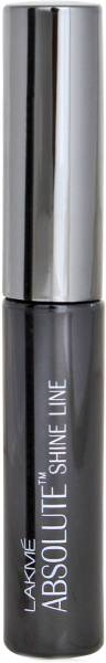 Lakme Absolute Shine Liquid Eye Liner (Black, 5ML)