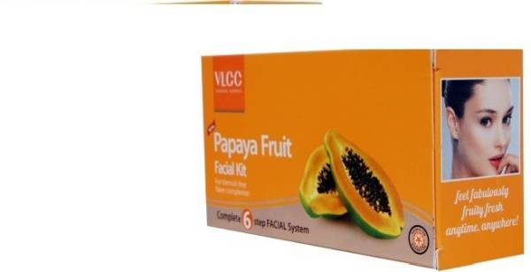 VLCC Papaya Fruit Facial Kit (60GM)