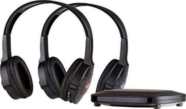 Buy Sharper Image Wireless Headphone Black Online At Lowest Price