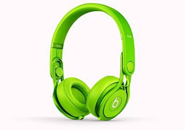 e2aef8fa41a Buy Beats Mixr Wired Headphone (Light Green) Online at Lowest Price ...