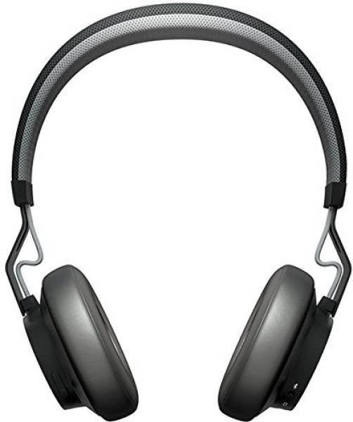 Jabra Move Wireless Bluetooth Headphones (Black)