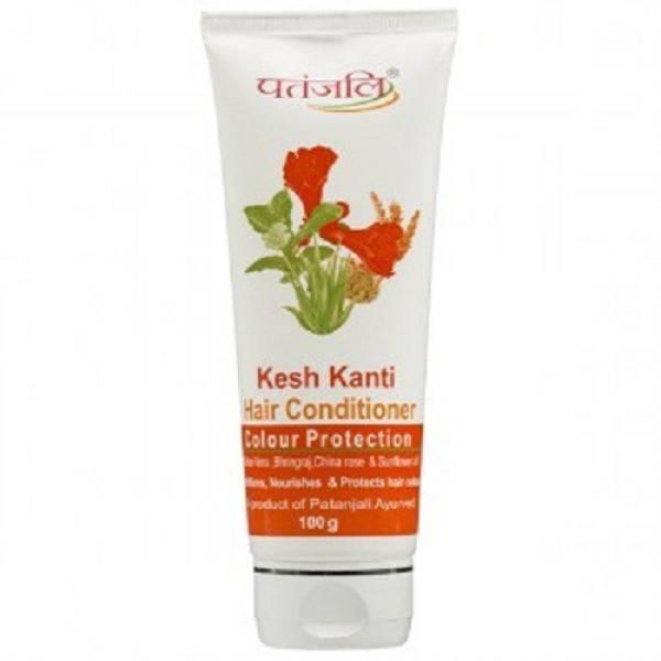 Patanjali Kesh Kanti Color Protection Hair Conditioner (100GM)
