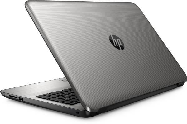 HP 15-BE015TX Laptop (DOS, 4GB RAM, 1000GB HDD, Intel Core i5, Silver, 15.6 inch)
