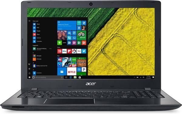 Acer Aspire E ES1-523 Laptop (Windows 10, 4GB RAM, 500GB HDD, AMD Black, 15.6 inch)