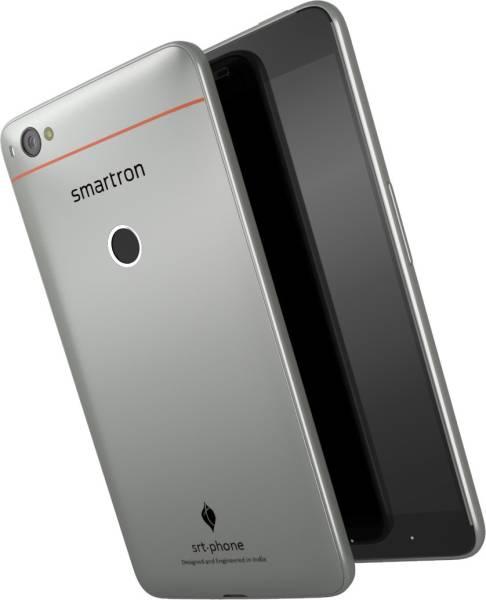 Smartron SRT (Titanium Grey, 4GB RAM, 64GB)