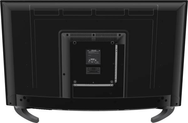 Onida 32 Inches HD Ready LED Smart TV (LEO32HIB, Black)