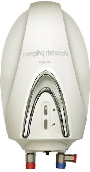 Morphy Richards 3L Instant Water Geyser (Quente, White)