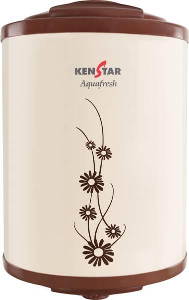 Kenstar 25L Storage Water Geyser (Aquafresh KGS25G8M-GDEA, Ivory & Brown)