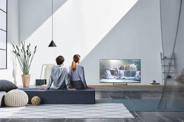 Sony 65 Inches Ultra HD (4K) LCD TV (KD-65X9300E, Black)