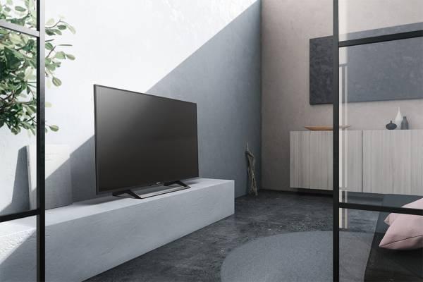 Sony 43 Inches Ultra HD (4K) LED Smart TV (KD-43X7500E, Black)