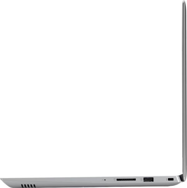 Lenovo Ideapad 520S Laptop (Windows 10, 8GB RAM, 1000GB HDD, Intel Core i5, Silver, 14 inch)