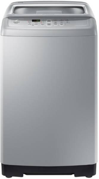 Samsung 6.2 kg Fully Automatic Top Load Washing Machine (WA62M4100HY, Grey)