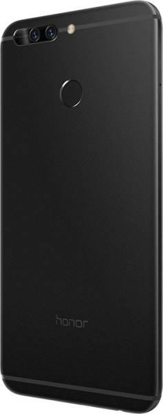 Honor 8 Pro (Midnight Black, 6GB RAM, 128GB)