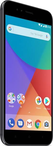 Xiaomi Mi A1 (Black, 4GB RAM, 64GB)