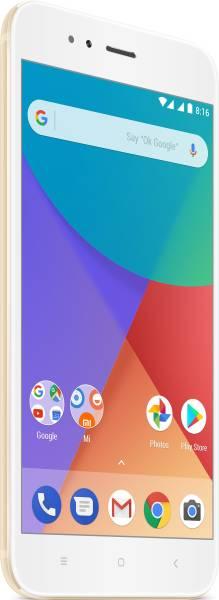 Xiaomi Mi A1 (Gold, 4GB RAM, 64GB)