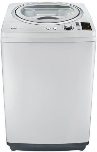 IFB 6.5 kg Fully Automatic Top Load Washing Machine (TL-RCW AQUA, White)