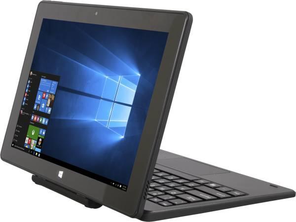Acer Aspire Switch One SW110-1CT Laptop (Windows 10, 2GB RAM, 32GB HDD, Intel Atom, Black, 10.1 inch)