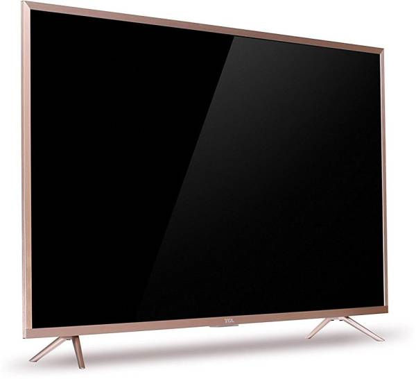 TCL 55 Inches Ultra HD (4K) LED Smart TV (55P2US, Gold)