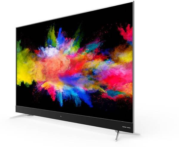 TCL 65 Inches Ultra HD (4K) LED Smart TV (L65C2US, Black)