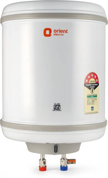 Orient 15L Storage Water Geyser (Electric WS1502M, White)