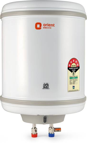 Orient 25L Storage Water Geyser (Electric WS2502M, White)