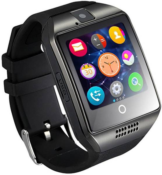 Buy Healthmax HT V8 Smartwatch (Green Strap, 31mm) Online at Lowest