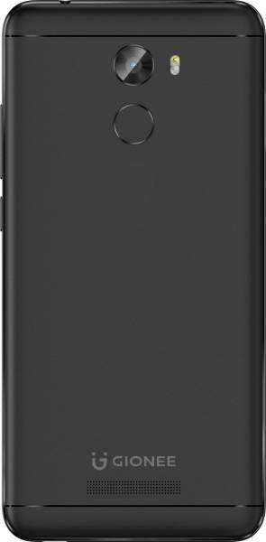 Gionee X1s (Black, 3GB RAM, 16GB)