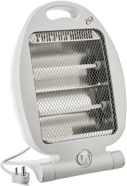 Orpat OQH-1230 Halogen Room Heater (White)