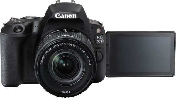 Canon EOS 200D DSLR Camera is one of the best camera under 40000