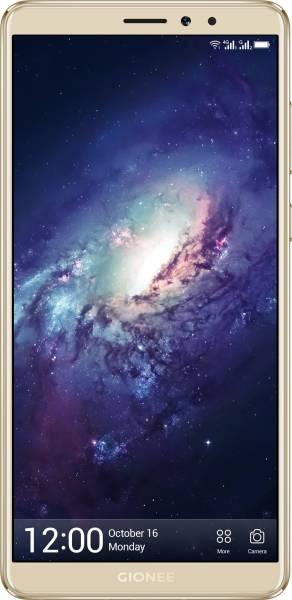Gionee M7 Power (Gold, 4GB RAM, 64GB)