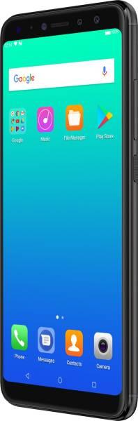 Micromax Canvas Infinity Pro (Black, 4GB RAM, 64GB)