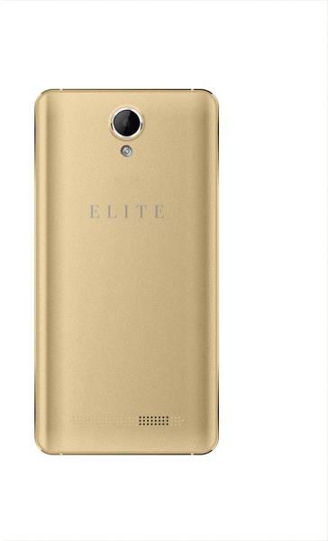Swipe Elite Grace (Gold, 2GB RAM, 16GB)