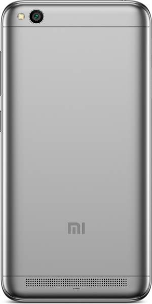 Xiaomi Redmi 5A (Grey, 2GB RAM, 16GB)