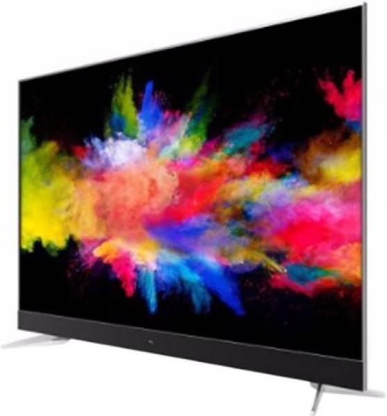 TCL 55 Inches Ultra HD (4K) LED Smart TV (L55C2US, Black)