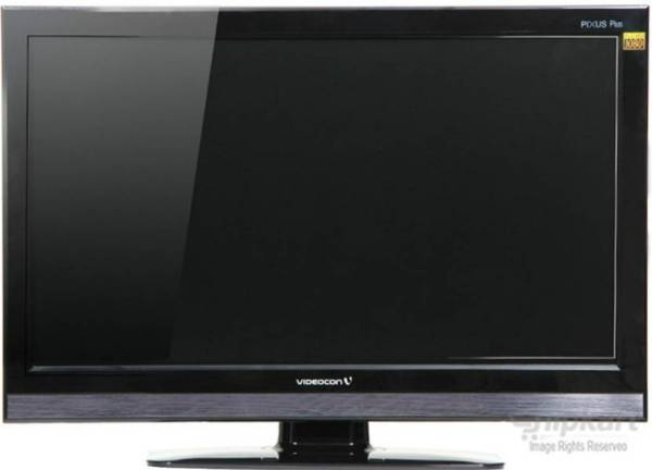Videocon 24 Inches HD Ready LED TV (IVC24F29AH, Black)
