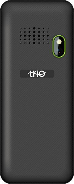Trio T4 Selfie(Black & Green) Flipkart deals