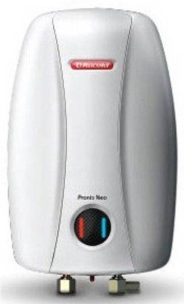 Racold 6L Instant Water Geyser (Pronto Neo, White & Ivory)
