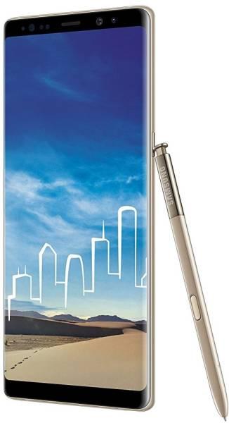 Samsung Galaxy Note 8 (Maple Gold, 6GB RAM, 64GB)