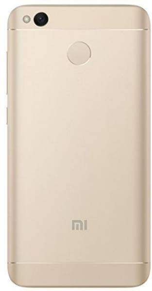 Xiaomi Redmi 4 (Gold, 4GB RAM, 64GB)