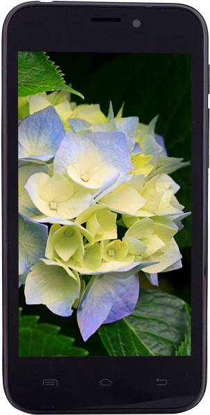 Intex Aqua (Black, 1GB RAM, 8GB)