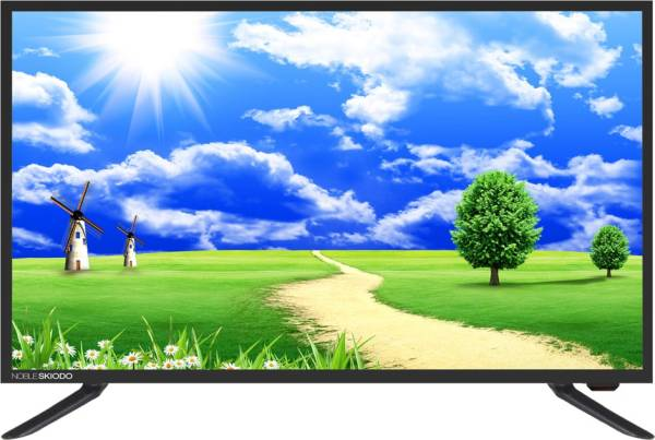 Noble 24 Inches HD Ready LED TV (SKIODONB24VRI01, Black)