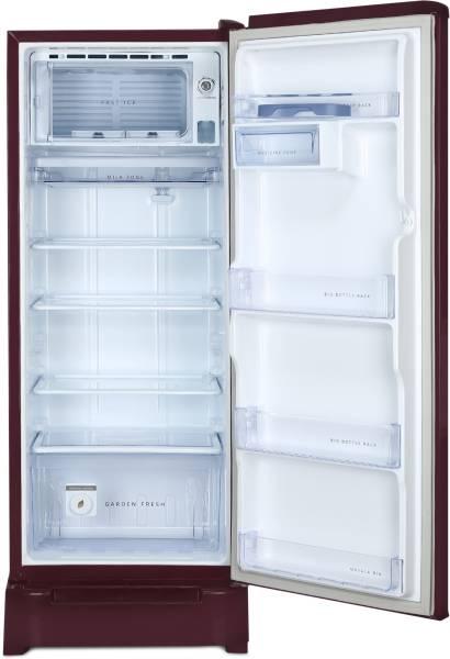 Buy Whirlpool 215 L Direct Cool Single Door 4 Star Refrigerator 230 Imfresh Roy Wine Azalea