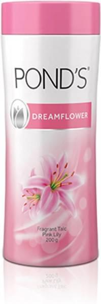 Ponds Dreamflower Fragrant Talc (200GM)