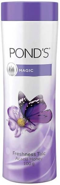 Ponds Magic Freshness Talc (100GM)