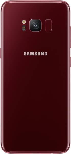 Samsung Galaxy S8 (Burgundy Red, 4GB RAM, 64GB)
