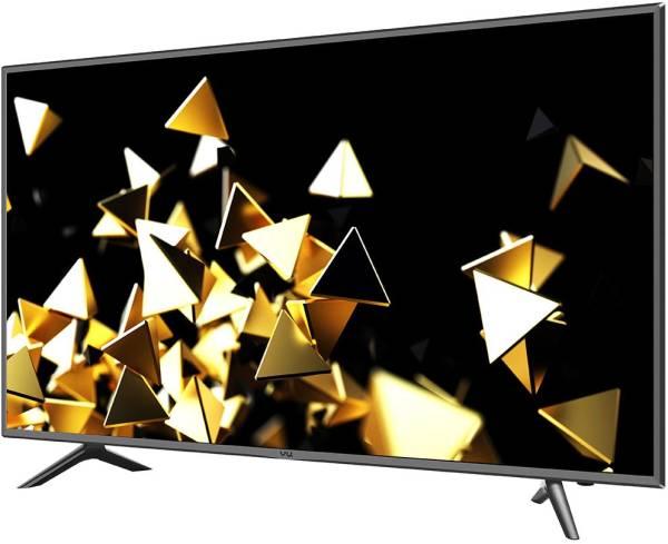 Vu 43 Inches Ultra HD (4K) LED Smart TV (9043U, Black)