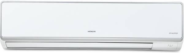 Hitachi 1.5 Ton 4 Star Inverter Split AC (Copper Condensor, CSH417HBEA, White)