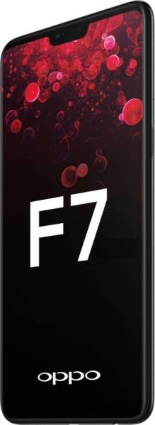 Oppo F7 (Black, 4GB RAM, 64GB)