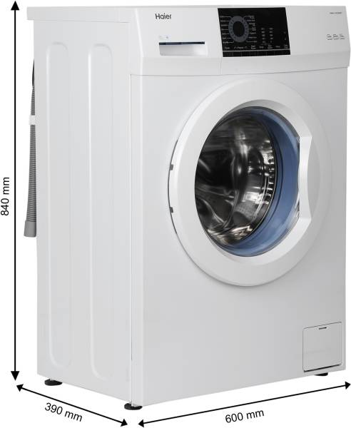 Buy Haier 6 kg Fully Automatic Front Load Washing Machine ...