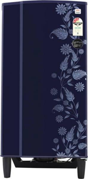 Godrej 185 L Direct Cool Single Door 3 Star Refrigerator (RD 1823 PT 3.2, Dremin Royal)
